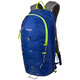 Bergans Rondane Backpack 12l Blue/Neon Green